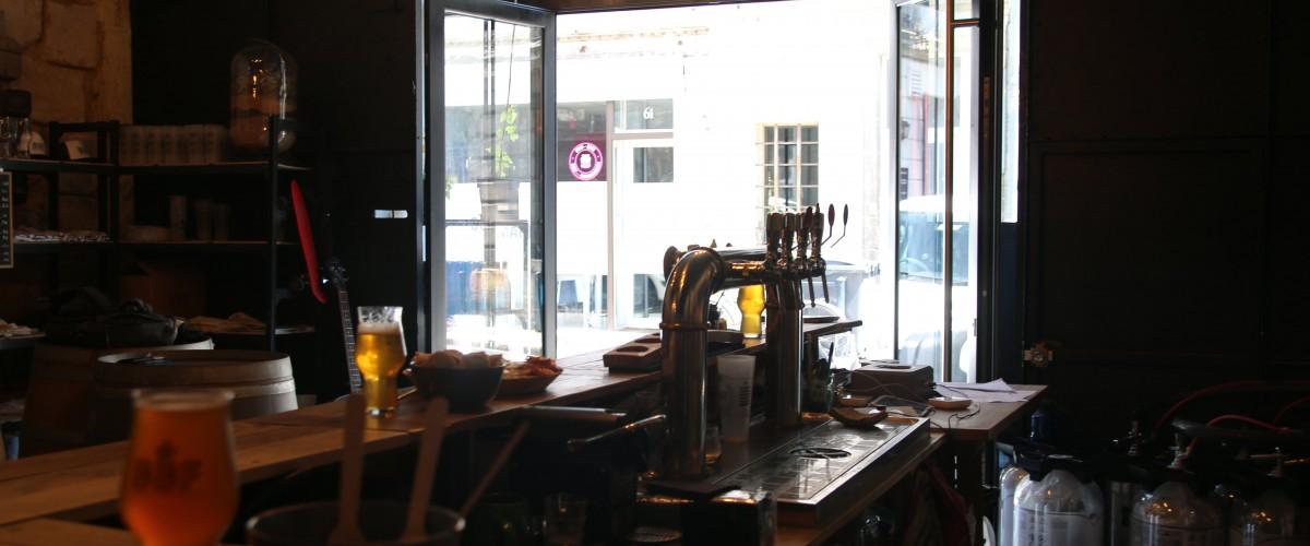 Découverte de l'atelier et dégustation de différentes bières à Bordeaux