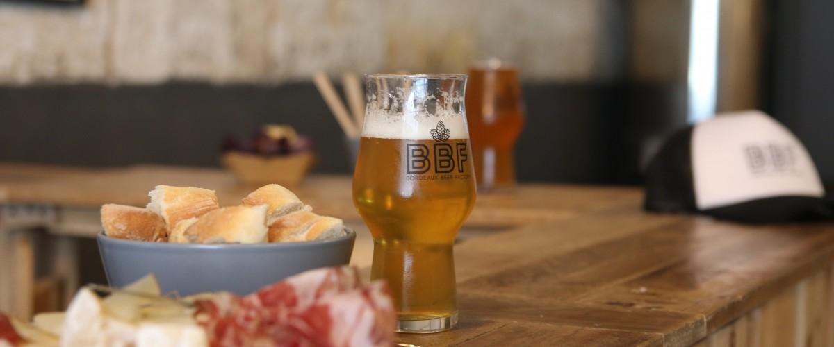 Découverte de notre brasserie & dégustation en accord mets/bières