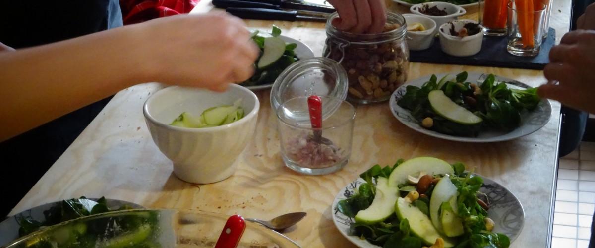 Cours de Cuisine thématiques à Bordeaux