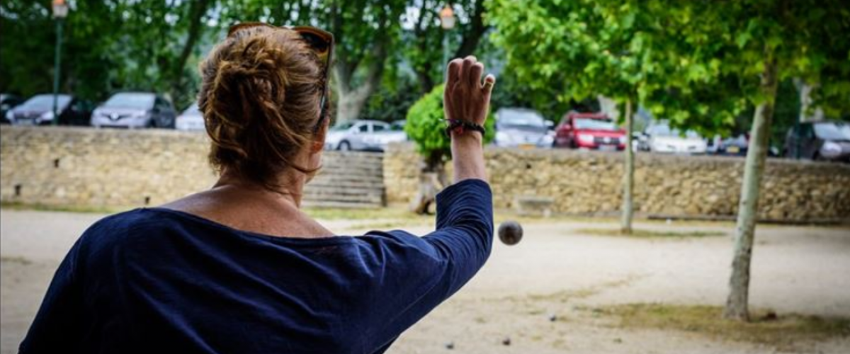 Intruduction to Petanque and provencal specialities