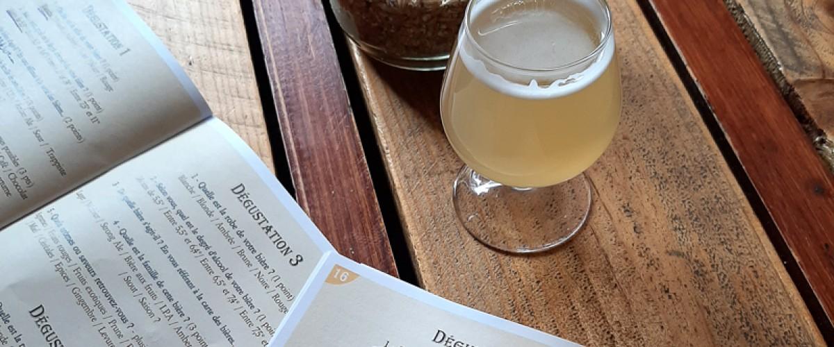 Jeu de piste et dégustation de bières à la découverte de Nantes