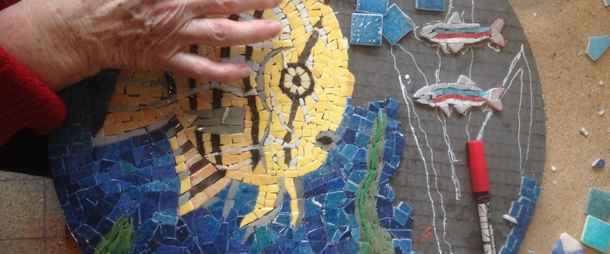 Atelier mosaïque adulte