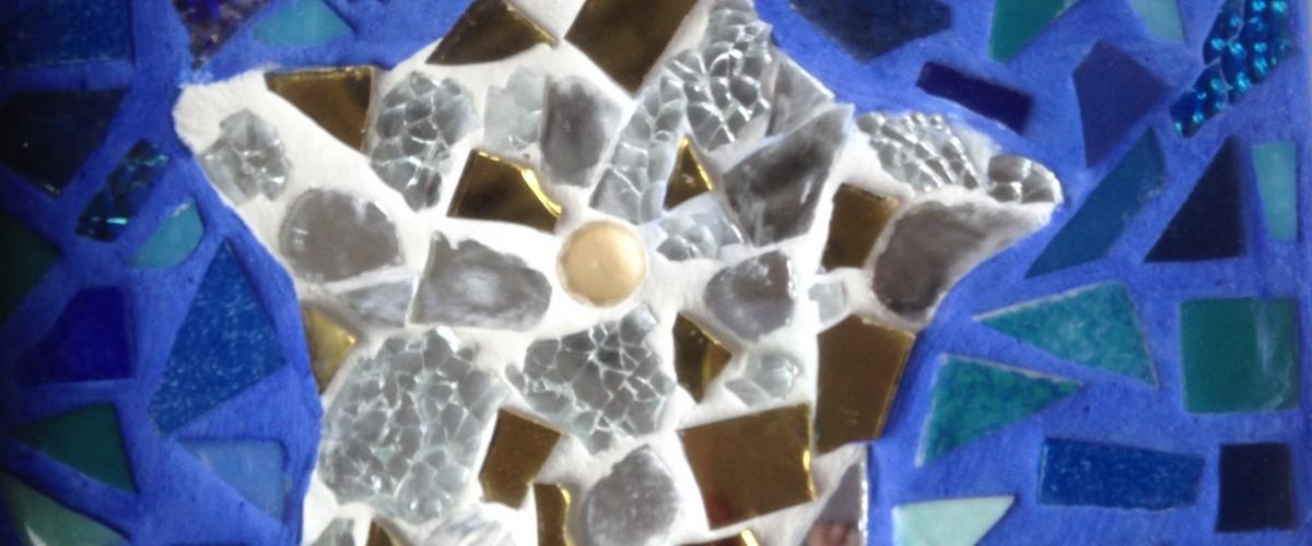 Atelier mosaïque enfant