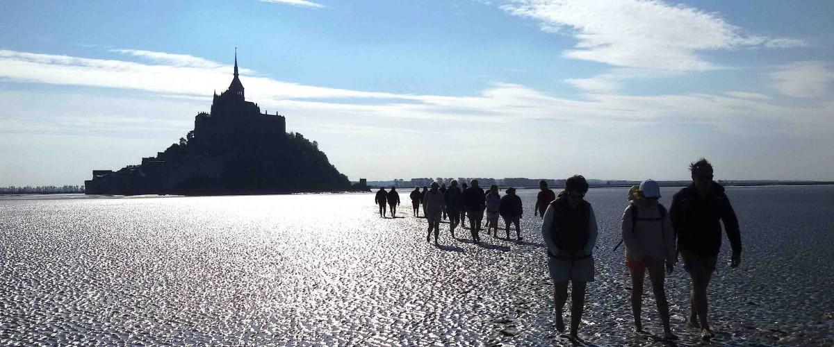 Partons découvrir la Baie du Mont Saint-Michel !