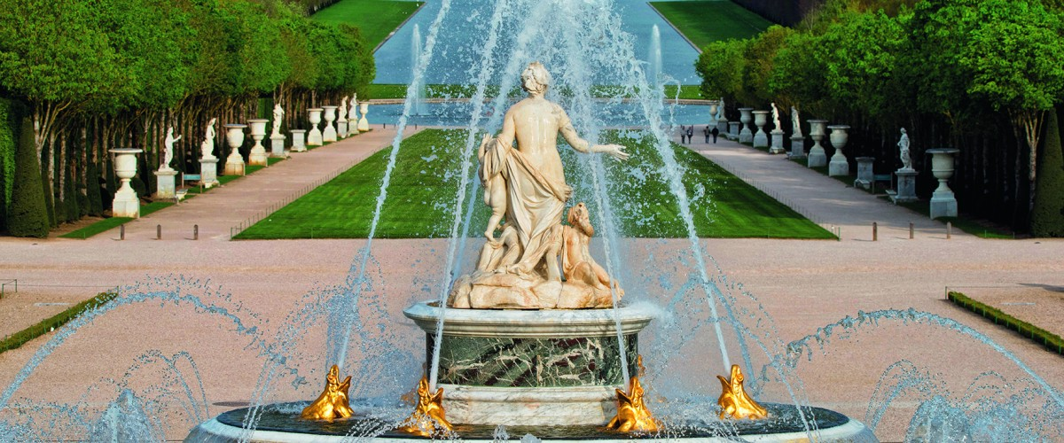 Visite-contée dans les Jardins de Versailles