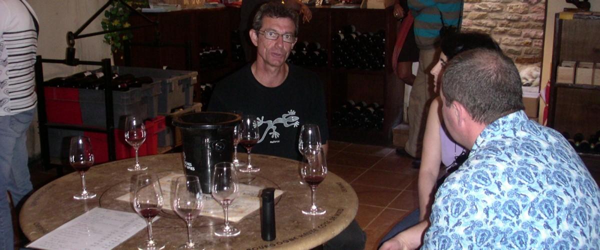 Balade en 4x4 dans des vignobles Bourguignons