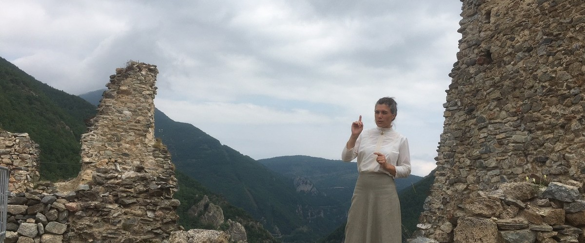 Visites guidées théâtralisées de la ville de Foix