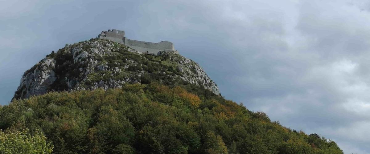 Balade historique sur les cathares de Montségur