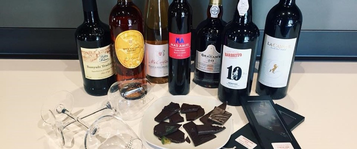 Dégustation accord vins & chocolats en Provence