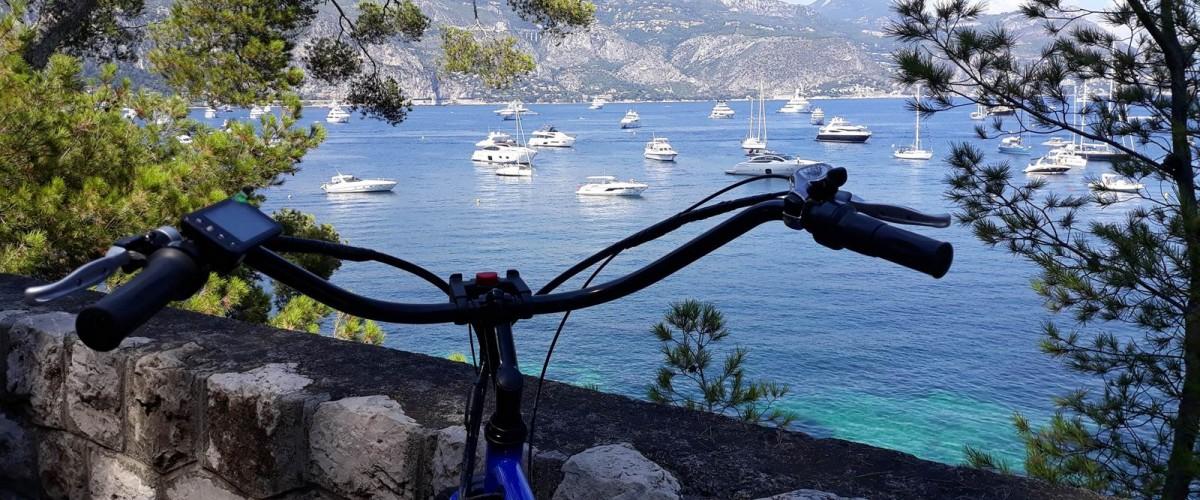 Panoramique Tour : Nice - Villefrance - Saint Jean Cap Ferrat
