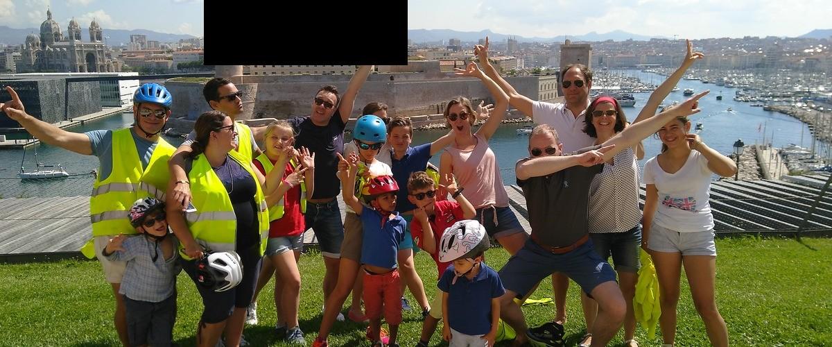 Les incontournables de Marseille à vélo électrique