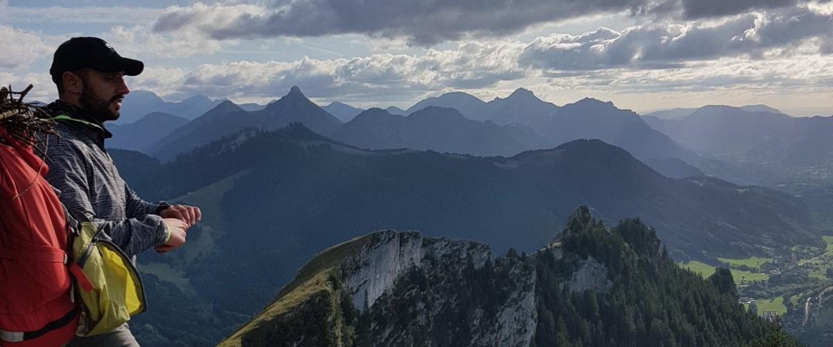 Randonnée Découverte Massif du Chablais