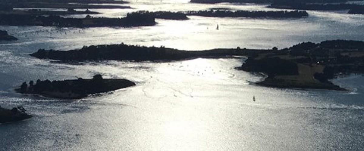 Baptême de l'air en hélicoptère sur la Côte D'Emeraude