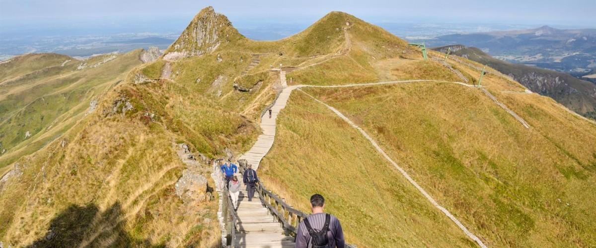 Randonnée Exceptionnelle Puy de Dôme