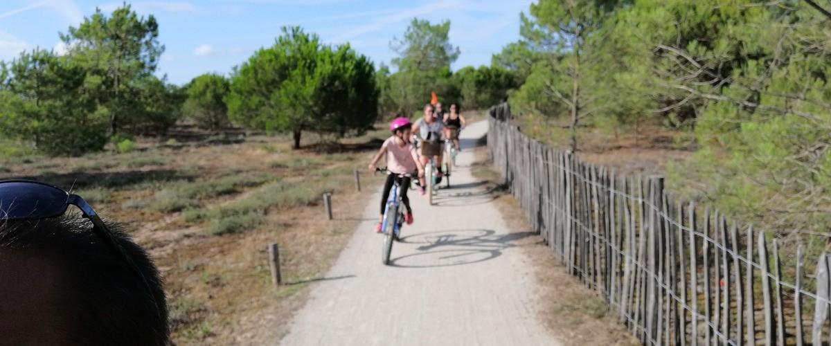 Un petit tour de vélo découverte sur le Sud Vendée Littoral