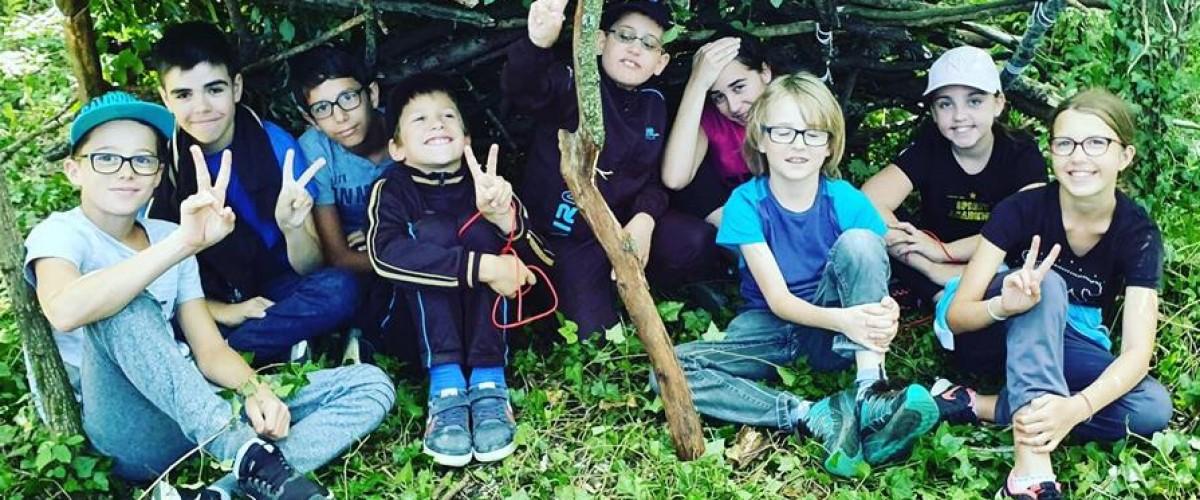 Activité enfant: Découverte de la survie à proximité de Beaune
