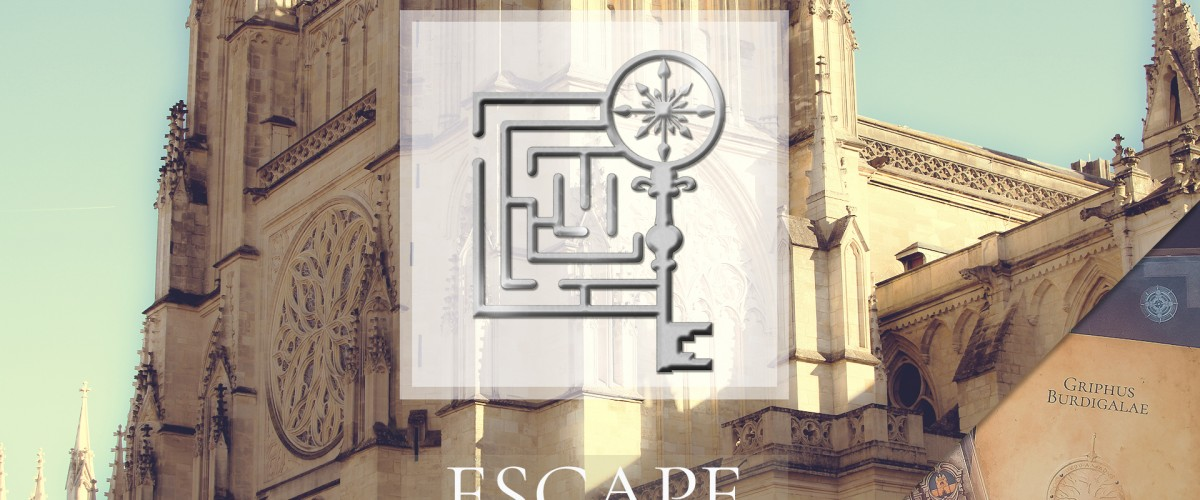 Escape Game Outdoor Géant à Bordeaux