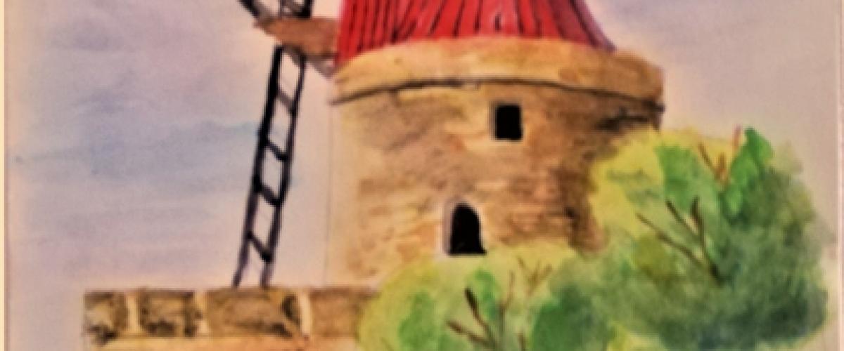 Initiation et réalisation de peinture à l'aquarelle à Pont Royal