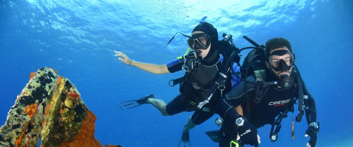 Exploration fonds marins