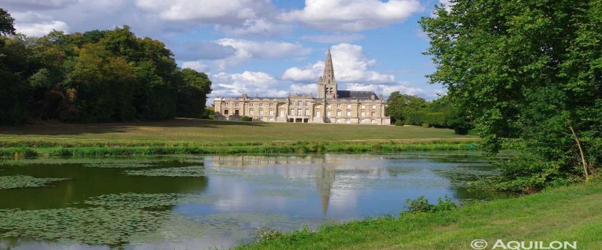 Visite guidée du château de Versigny