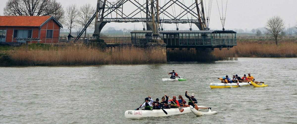 Balade en Kayak ou Pirogue jusqu'à la Corderie Royale ou l'Ile Madame