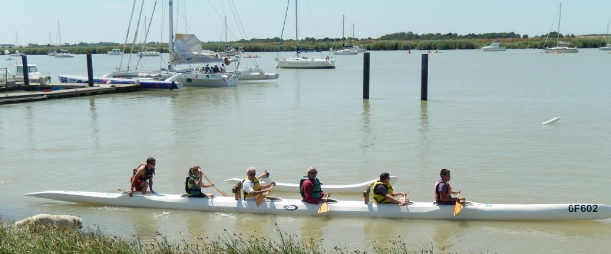 Echappée en Kayak avec un spécialiste des oiseaux à Rochefort
