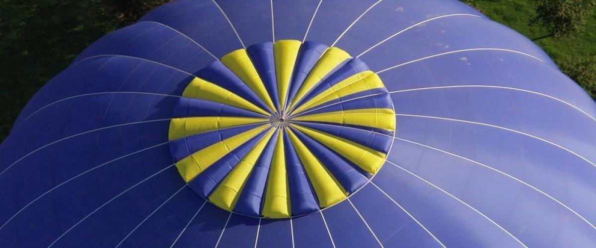 Vol découverte à Forges les Eaux en Ballon