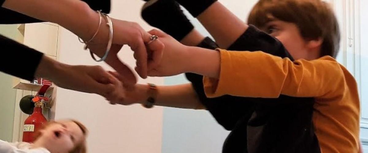 Ateliers duo parent-enfant Yoga 3-7 ans