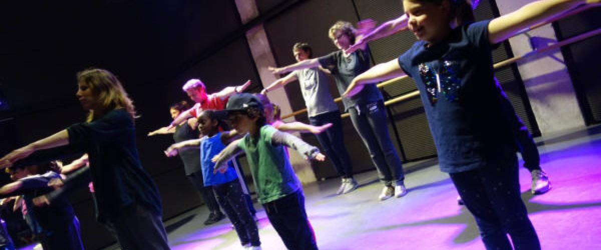 Ateliers duo parent-enfant Hip-hop 5-10 ans