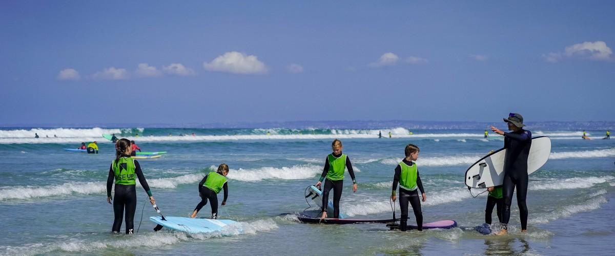 Stage de surf de 3 jours (3 x 2h)