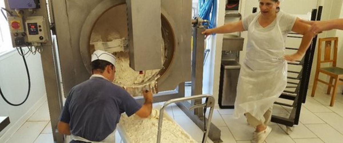 Visite d'une fabrique de nougat et dégustation en Provence