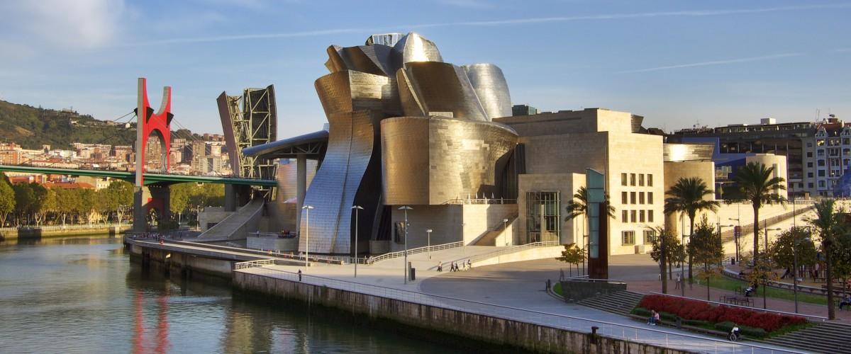 Visite guidée de Bilbao en Espagne au départ de Biarritz