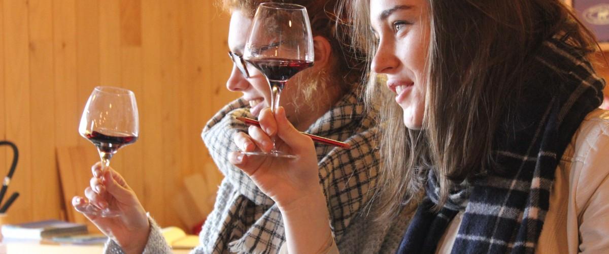 Cours d'oenologie : Découvrez le vin autrement !