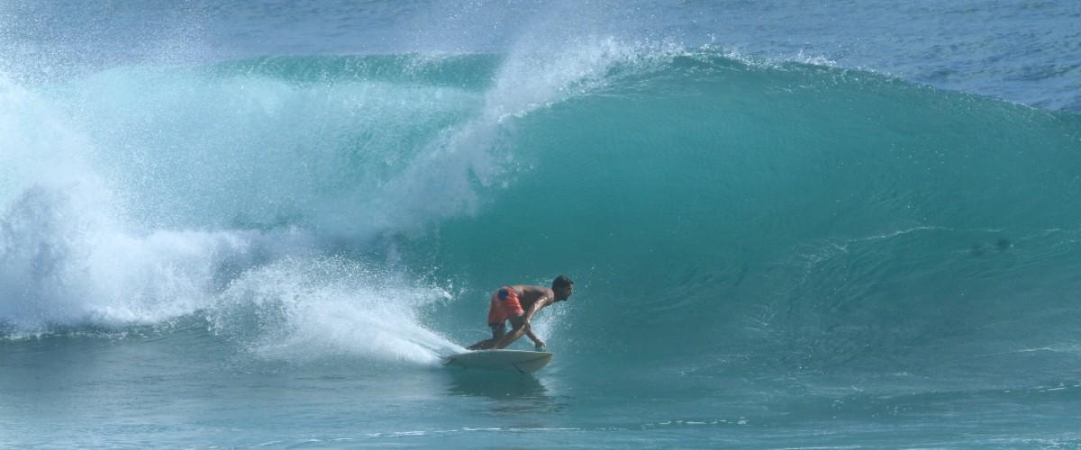 Initiation au Surf : cours particulier à Bidart
