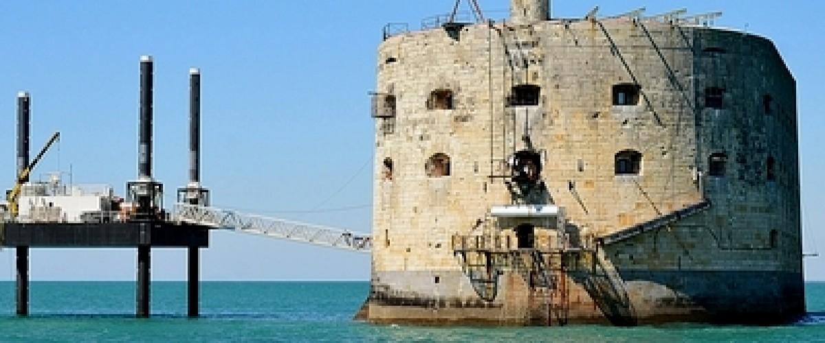 Défi Fort Boyard à Nantes