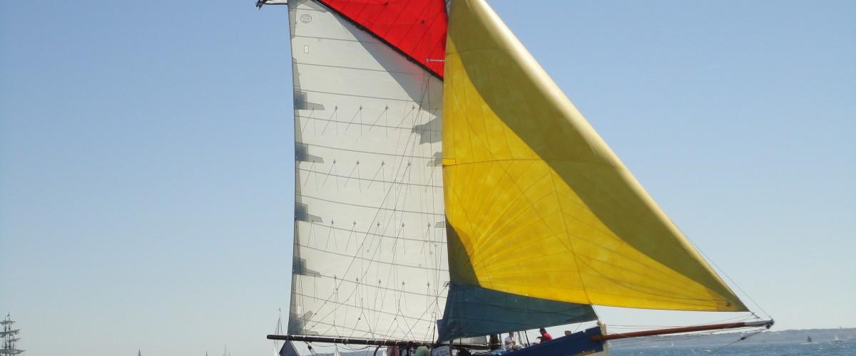 Sortie en mer sur l'île d'Houat en bateau