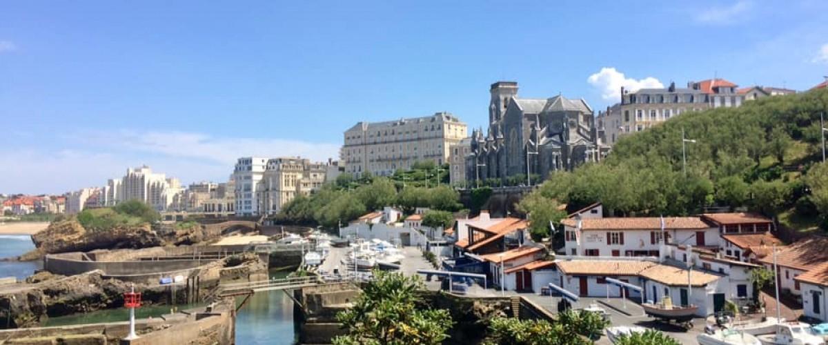 Visite insolite de Biarritz à travers un jeu