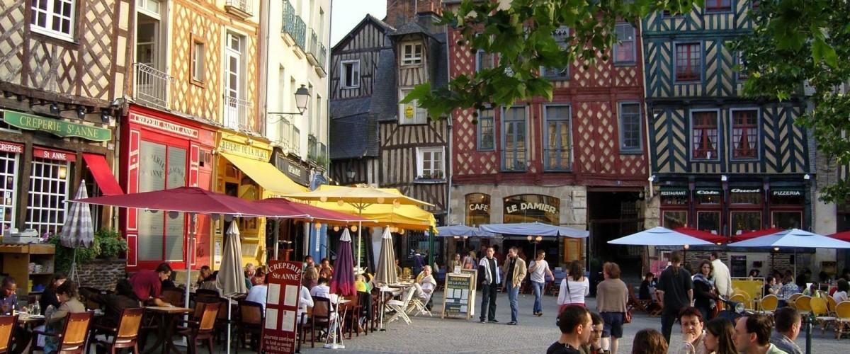Le siège de Rennes | Escape-game extérieur