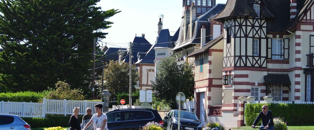 La Chasse aux villas de Cabourg