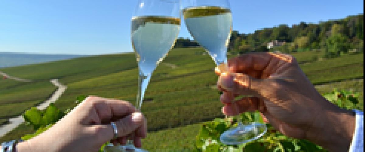 Une journée de découverte en Champagne