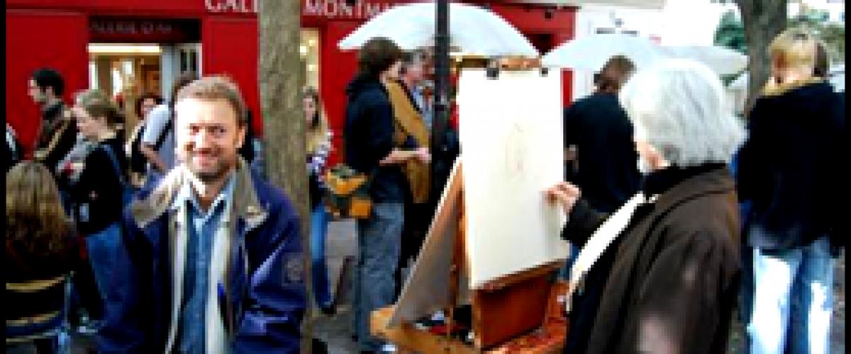 Visite Œnologique de Montmartre
