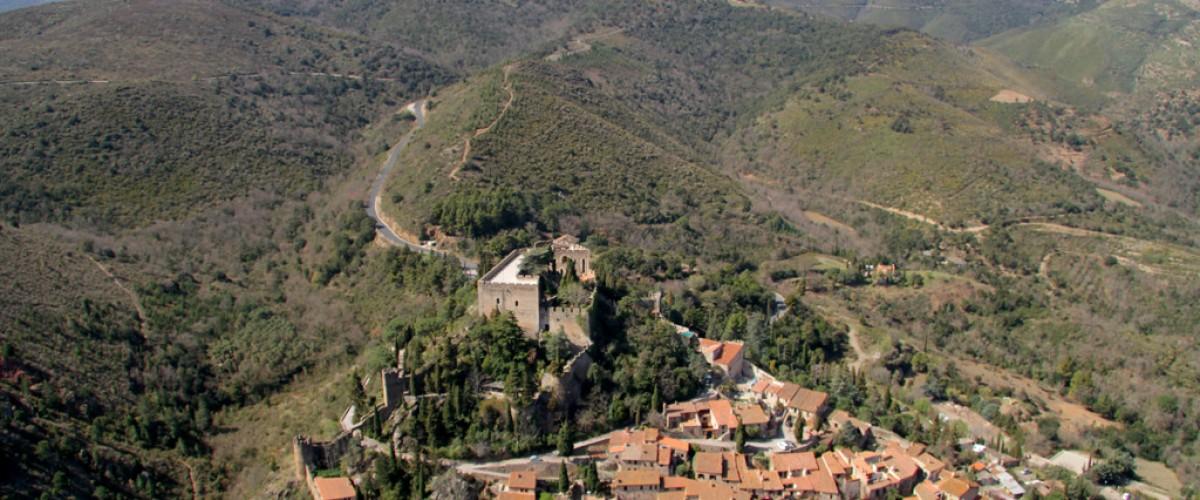 Circuit panoramique en hélicoptère - Balcon de Canigou