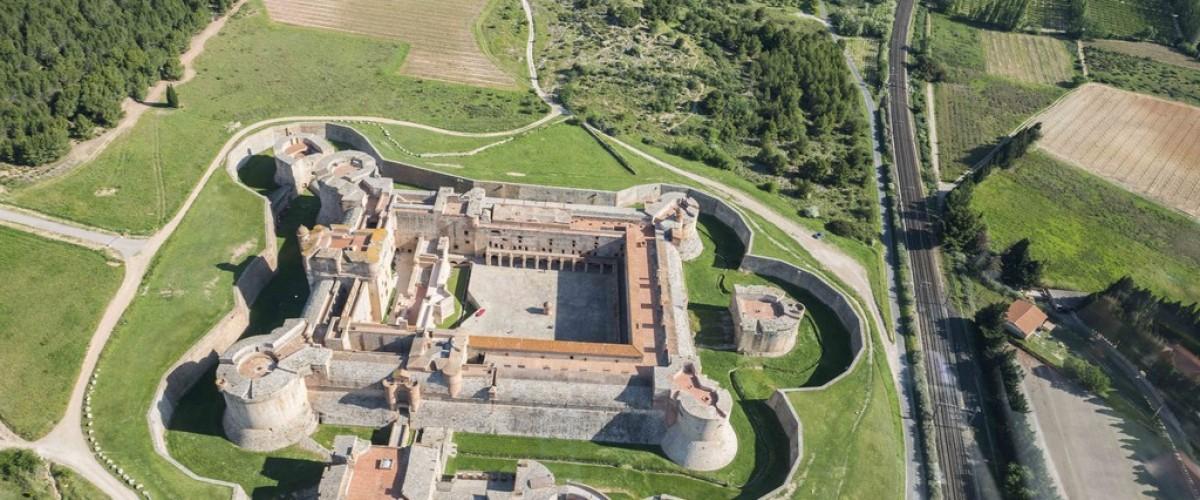Circuit panoramique en hélicoptère à Perpignan au dessus du Barcarès