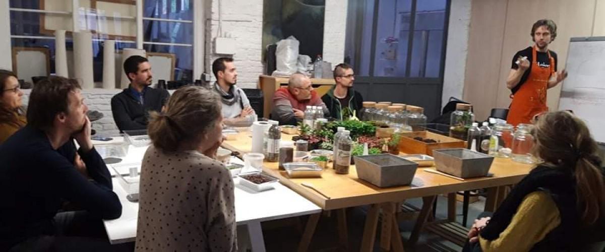 Teambuilding Insolite Création de Jardin Permaculture