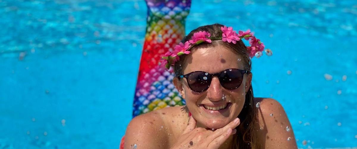 Cours de Sirène insolite à Cap Esterel (enfant et adulte)