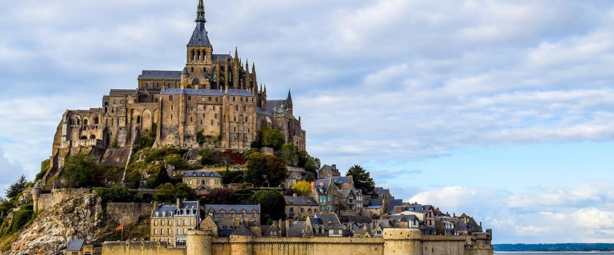 Visite guidée du Mont-Saint-Michel