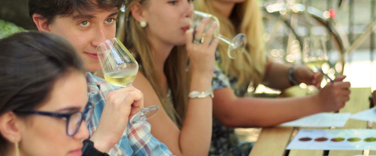 Atelier dégustation Vins & Chocolats