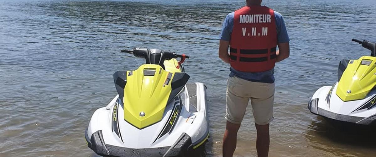 Scooter des mers au cœur du Pays d'Auge !