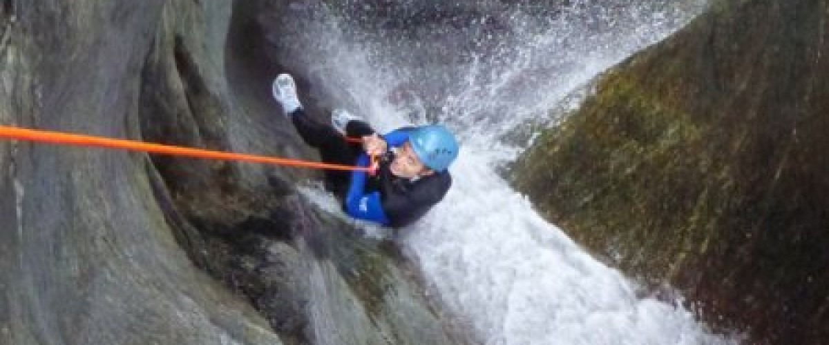 Canyoning aventure à Prades