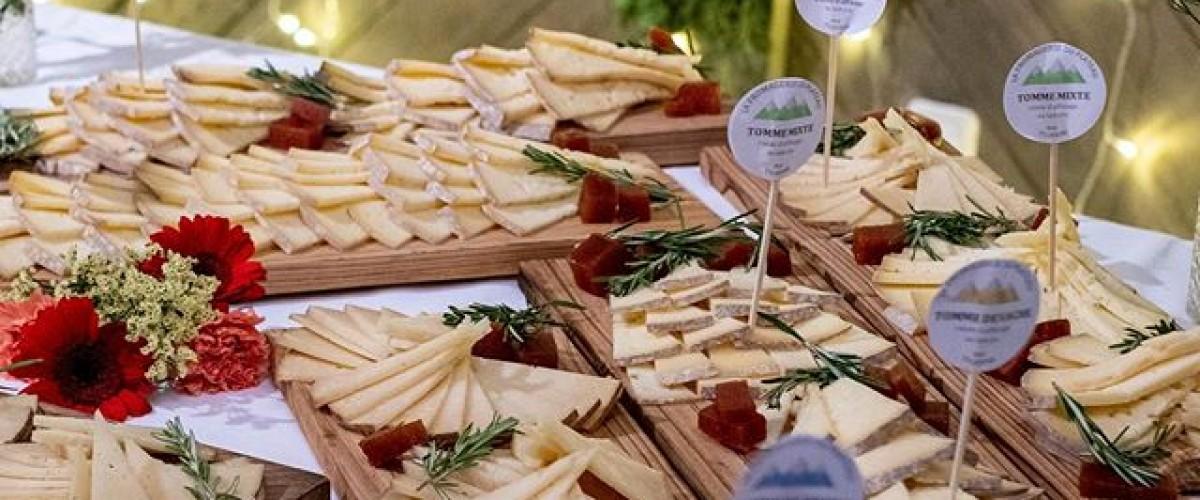 Balade et rencontre avec un fromager des Pyrénées